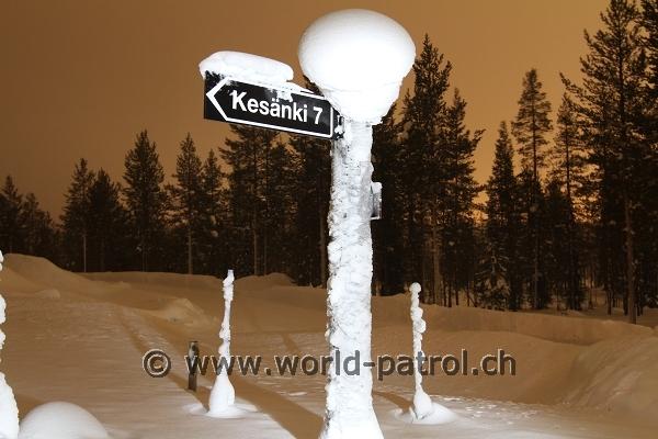 Finnisch Lappland - 2011